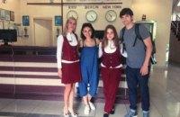 Известные голливудские актеры посетили Черновцы (ФОТО)