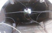 В Кривом Роге вор вырезал 55 метров кабеля на территории предприятия