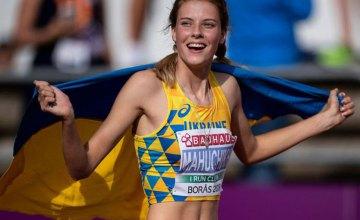Днепровская спортсменка стала победительницей международного турнира по прыжкам в высоту