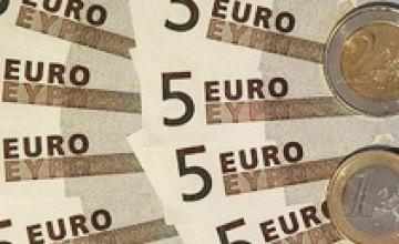 Курс евро на межбанке практически не изменился