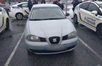 На ж/м Тополь-3 в Днепре мужчина угнал автомобиль