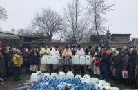 В храме святого равноапостольного князя Владимира состоялось праздничное богослужение по случаю Крещения Господня (ФОТОРЕПОРТАЖ)