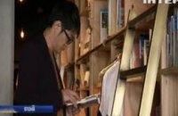 В Японии открылся уникальный книжный отель