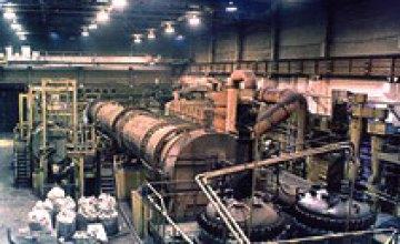 Криворожская «Сухая балка» снизила производство на 0,9%