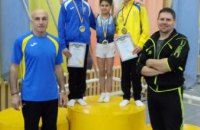 Досягнення дніпровських спортсменів на чемпіонаті України зі спортивної гімнастики