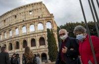За сутки в Италии количество жертв от коронавируса приблизилось к 500