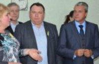 На Днепропетровщине открыт первый в Украине сельский Центр предоставления админуслуг, - Валентин Резниченко