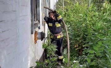 В Днепре при пожаре погибла 78-летняя женщина