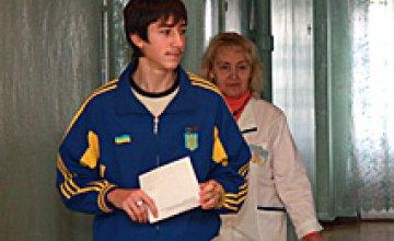 Днепропетровский горсовет помог родителям больного ребенка
