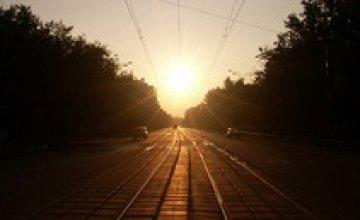 В Днепропетровске 12 км трамвайных и троллейбусных сетей находятся в аварийном состоянии