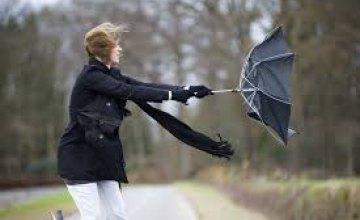 В Днепропетровской области на завтра объявлено штормовое предупреждение