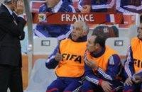 Сборная Франции вылетела с Чемпионата мира