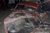 Смертельное ДТП на Днепропетровщине: погиб водитель, трое людей госпитализированы - среди них 1 ребенок (ФОТО)