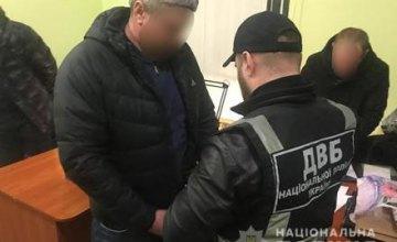 В Днепре во время получения крупной взятки задержан полицейский