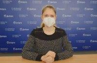 Актуальные данные по заболеванию COVID-19 в Днепре