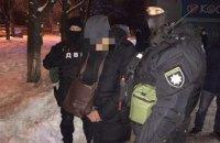 В Киеве полицейский попался на взятке в $ 3,5 тыс