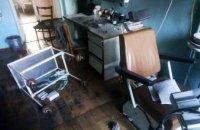 В Днепропетровской области случился пожар в больнице: сгорела мебель и служебная документация