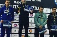 Борец из Днепра стал чемпионом на всеукраинских соревнованиях