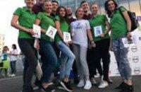 Коллектив клиники Medical Dental Group принял участие в благотворительном велопробеге Volvo Night Ride for Kiddo