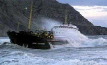 На Кипре задержали судно с украинцами и оружием на борту