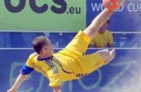 Пляжный футбол: Украина вышла в полуфинал ЧМ-2011