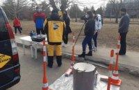 «КРОК до безпеки»: сьогодні в Жовтих Водах працювала мобільна радіологічна лабораторія ( ФОТО)