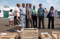 В Желтоводской колонии открыли линию по производству пеллетов (ФОТО)