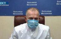 В ДОКБ им. Мечникова родила женщина с позитивным тестом на COVID-19