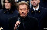 Ушел из жизни известный французский рок-музыкант Джонни Холлидей