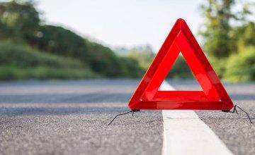 В Жёлтых Водах автомобиль наехал на женщину-пешехода: пострадавшая получила телесные повреждения