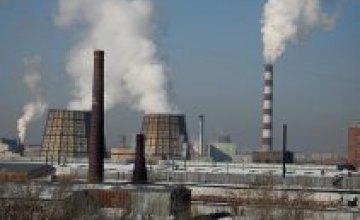 Предприятия Днепропетровской области выбросили в атмосферу 119 млн. т в 2007 году