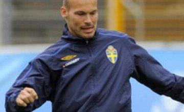 Капитан сборной Швеции Фредрик Юнгберг восстановился после травмы