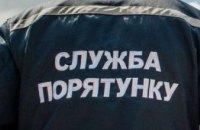 В Одессе женщина упала с 9 этажа и застряла на крыше балкона