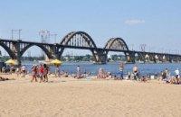 На Днепропетровщине работают 7 официальных пляжей и зон отдыха