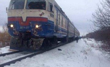 В Винницкой области автобус столкнулся с поездом: водитель автобуса погиб