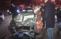 15 октября на территории Днепропетровской области в ДТП погибли 5 человек