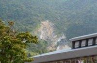 В Японии эвакуируют людей из-за опасности извержения вулкана