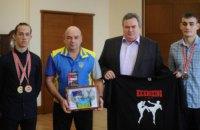 Кикбоксеры из Каменского завоевали полный комплект наград на чемпионате мира
