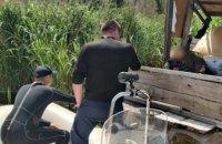 В Днепре из реки достали тело мужчины (ФОТО)