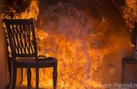 Жительница Днепра бросила 4-летнюю внучку в горящем доме: ребёнок получил ожог с поражением 60% тела