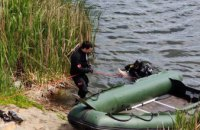 В Желтых Водах из водоема достали тело погибшего ребенка