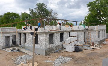 В Днепре «с нуля» строят амбулаторию семейной медицины