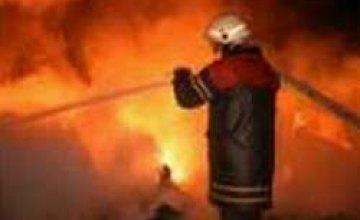 На «АрселорМиттал Кривой Рог» произошло возгорание нафталиновых отложений