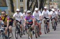 18 мая прошел Третий ежегодный веломарафон Днепр-Запорожье-Днепр по разным берегам Днепра