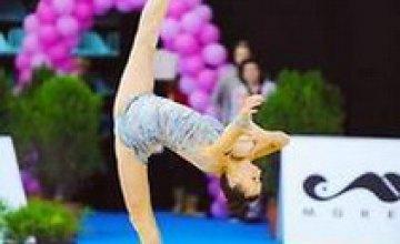 Сборная Украины по гимнастике победила в групповых упражнениях на этапе Кубка мира