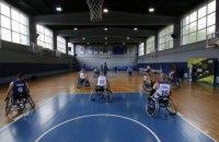 Днепр один из немногих городов Украины, где созданы все условия для тренировок по баскетболу на колясках