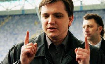 Министр по делам семьи, молодежи и спорта собирался собственноручно ловить днепропетровских беспризорников, но в последний момен