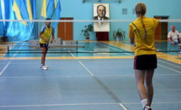 Днепропетровские бадминтонистки Улитина и Войцех победили в 20th RSL Polish Junior International Championships
