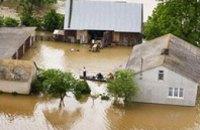 В Ивано-Франковской области из-за ливней произошло подтопление домов