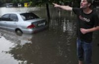 В Донецкой области боролись с последствиями непогоды